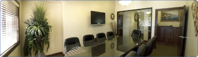 Corporate Office Board Room