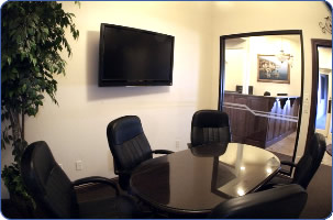 Corporate Office Conference Room